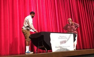 Maurice Wright will play football at Northwestern Oklahoma State University